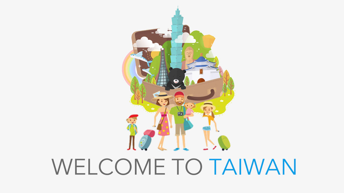 Taiwan YJS Tour Welcome Image